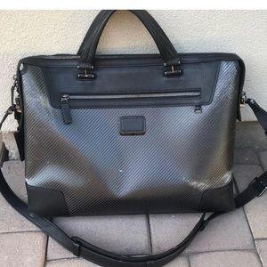 Tumi CFX Indianapolis Slim Briefcase/Laptop Bag